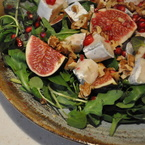 Fig Salad and Mango Salsa Recipes
