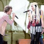 Gwen joins Rolling Stones on stage in LA