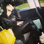 CELEBRITY BAGS: Jessie J joins yellow bag trend