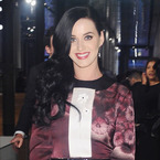 Katy Perry wows in Prada prints for Great Gatsby cocktails