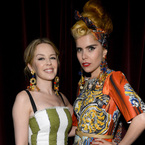 YAY OR NAY: Kylie Minogue and Paloma Faith do Dolce & Gabbana