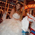 Mariah Carey's Disney princess wedding renewal