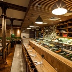 Review: Japanese fusion at Sushinho, London