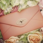 BAG TREND: Mulberry clutches in sorbet shades