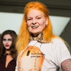 Vivienne Westwood redesigns Virgin's uniforms
