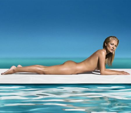 BEST KATE MOSS MOMENTS: Naked for St Tropez