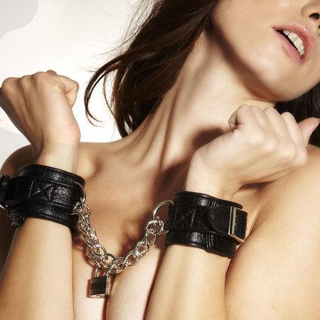 Buckle Handcuffs, £20, Ann Summers