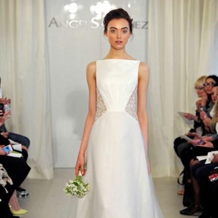Angel Sanchez 2014 bridal collection