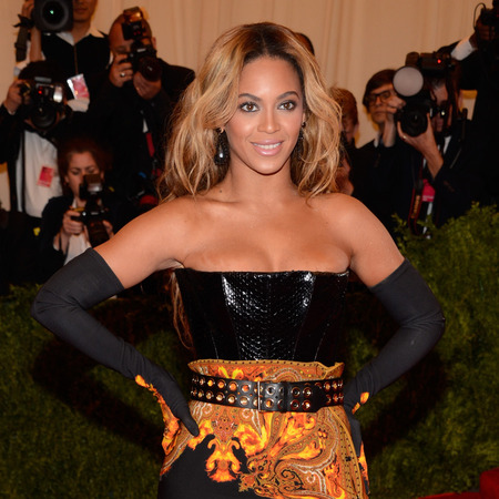 Beyoncé at 2013 met ball