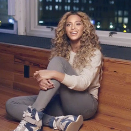 Beyoncé talks Chime For Change