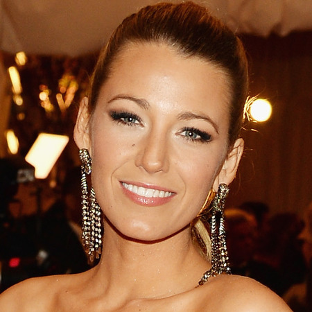 Blake Lively at 2013 met ball,