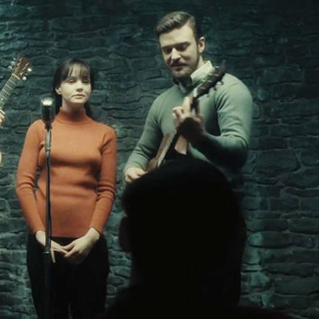 Inside Llewyn Davis starring Carey Mulligan and Justin Timberlake