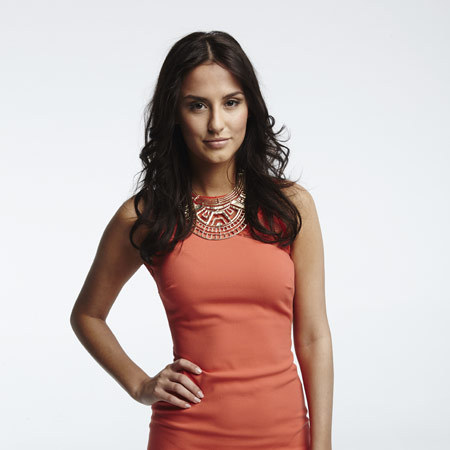 Lucy Watson in Made In Chelsea