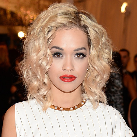 Rita Ora at 2013 met ball