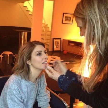 Sofia Coppola debuts Marc Jacobs makeup line