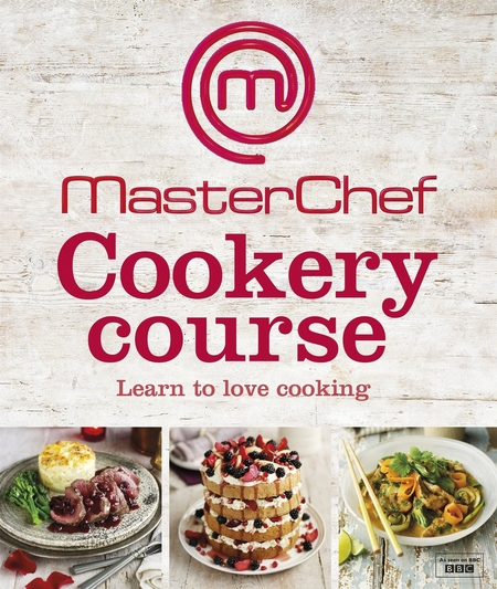 Masterchef cook book