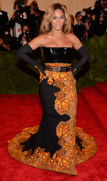 Met Ball 2013: Red Carpet Style
