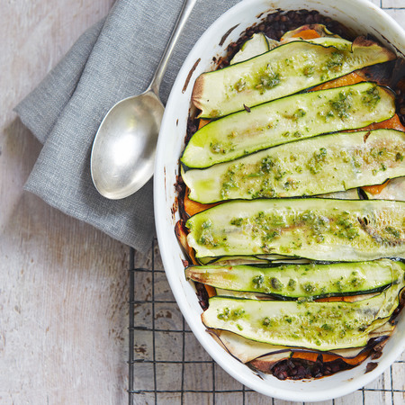 Honestly Healthy Recipe: Layered Vegetable Bake