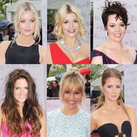 BAFTA TV Awards red carpet