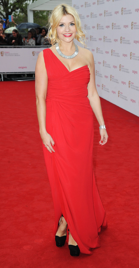 BAFTA TV Awards red carpet