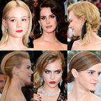 CANNES 2013: Red carpet hair and makeup