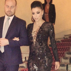 CANNES: Eva Longoria recovers from full-frontal flash