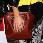 CELEB BAGS: Laura Whitmore's Daft Punk Coach bag