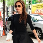 Victoria Beckham gushes over Harper Seven's designer shoes
