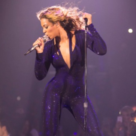 Beyonce's Mrs Carter tour