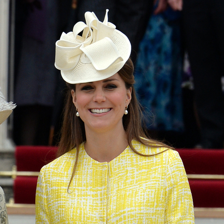 Kate Middleton's wedding hat inspiration
