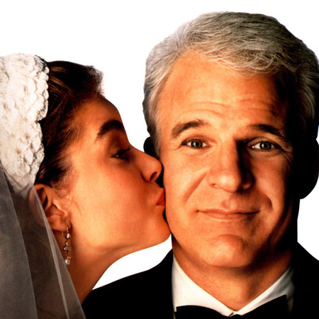8. The father of the bride giveaway