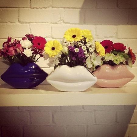 Lulu Guinness celebrates RHS Chelsea Flower Show 2013