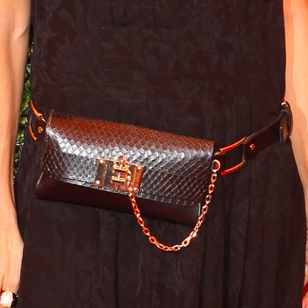 Rachel Zoe wearing the Belt Bag