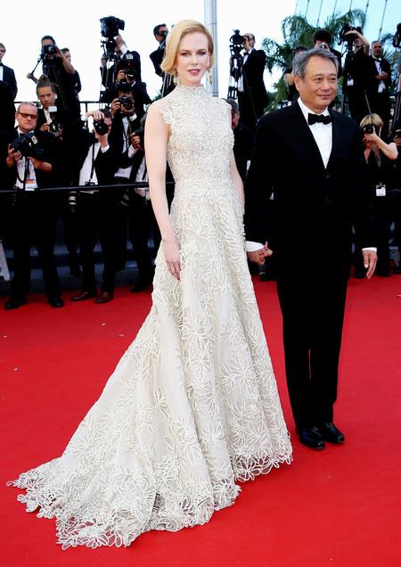 Nicole Kidman Cannes wardrobe