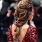 How to do Cheryl Cole's fishtail plait