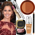 MAKEUP HOW TO: Cheryl Cole's Cannes red carpet look