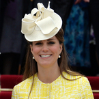 Kate Middleton v Kate Moss for most inspirational beauty icon