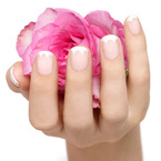 Bridal wedding nail art inspiration
