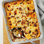 Healthy Moussaka recipe