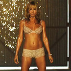 WATCH: Jennifer Aniston strips off