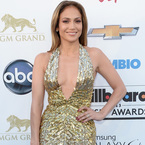 Jennifer Lopez wows in plunging Billboard Awards gown