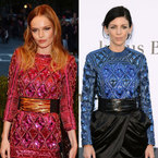 FASHION FIGHT: Kate Bosworth v Liberty Ross in Balmain
