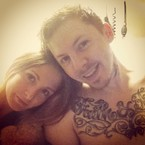 Millie stays at hospital with Professor Green