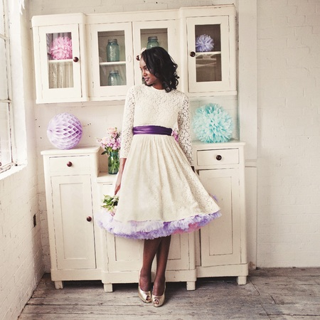1950s inspired vintage wedding