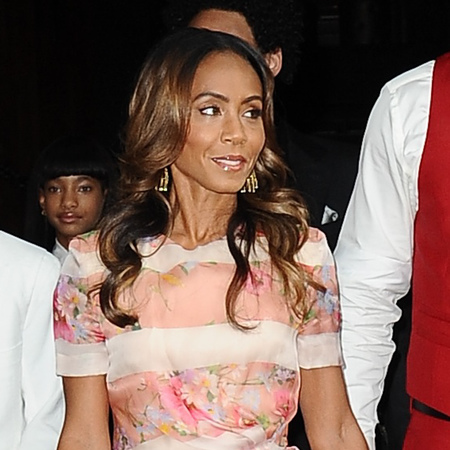 Jada Pinkett Smith on keeping the passion in long-term relationships