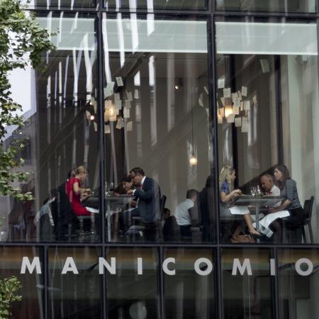 Manicomio City, Gutter Lane