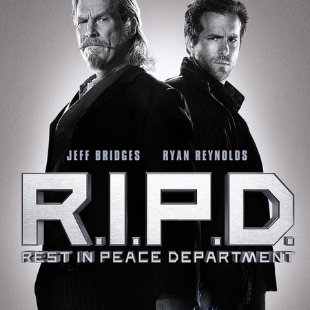 Ryan Reynolds and Jeff Bridges in R.I.P.D poster