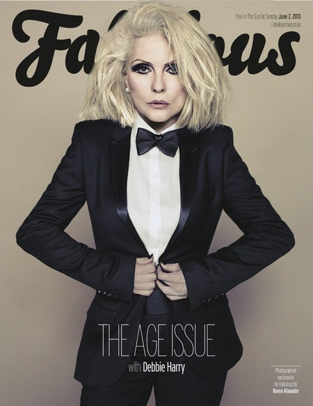 Debbie Harry covers Fabulous