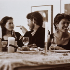 Dinner party recipes: Double date with friends