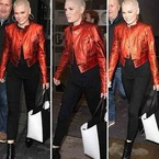 CELEB BAGS: Jessie J's Celine Cabas Phantom bag